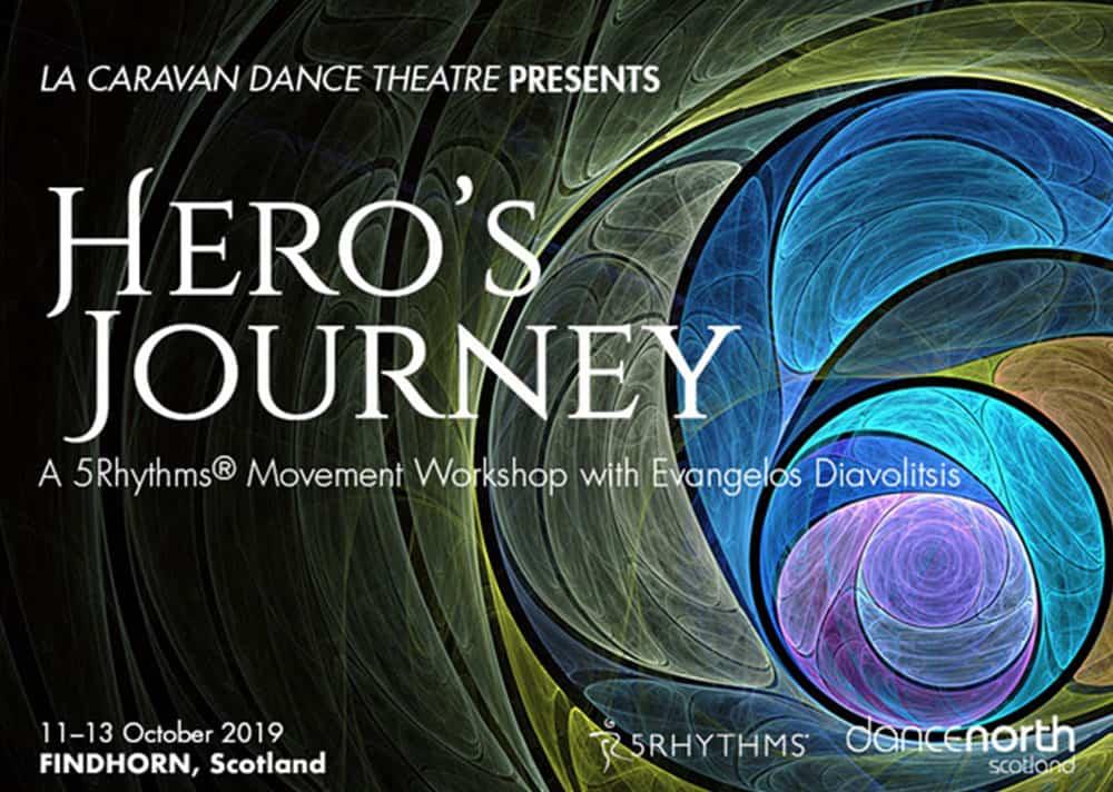 DO: Hero's Journey with Evangelos Diavolitsis (11-13 Oct 2019)