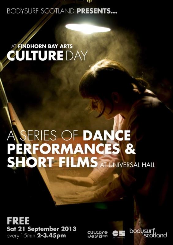A Series of Dance Performances & Short Films – Culture Day