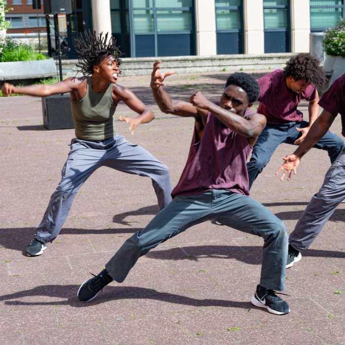 DO: Rise 2021 – Joseph Toonga / Born to Protest Workshop (Concluded)