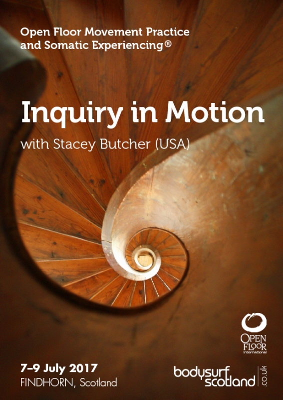DO: Inquiry in Motion with Stacey Butcher