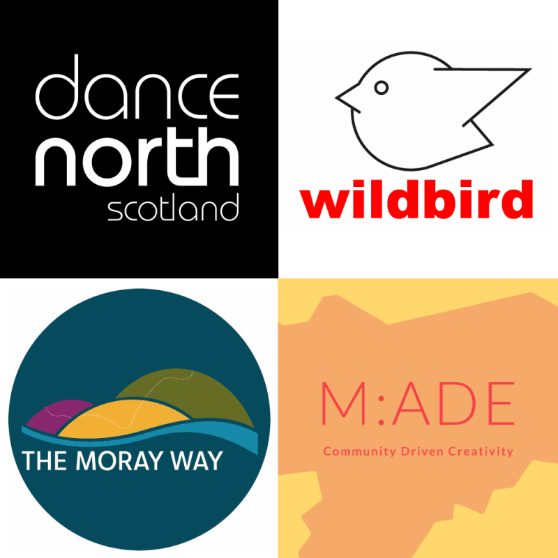 NEWS: Dance North, M:ADE, Moray Way Association and Wildbird successful in Culture Collective bid
