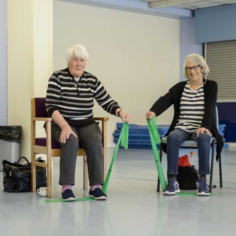 DO: Sing, Exercise and Tea Groups