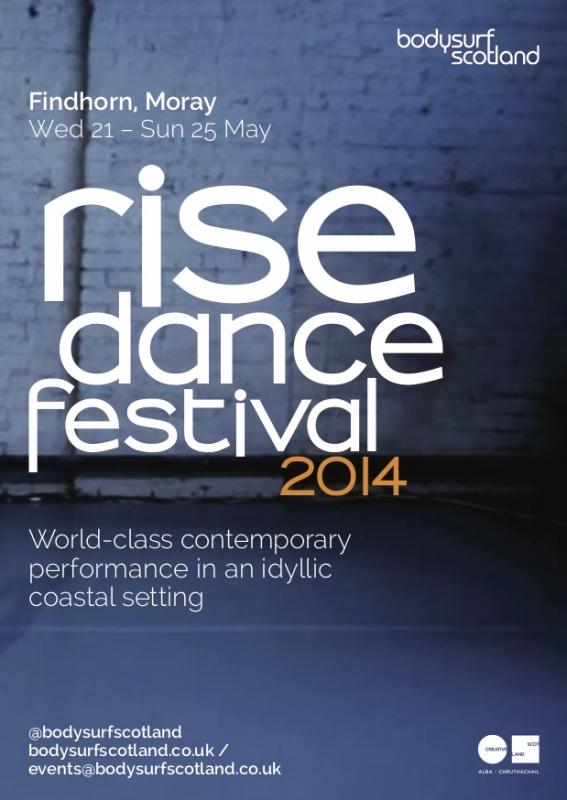 WATCH: RISE Dance Festival 2014
