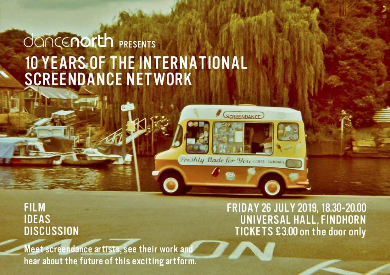 Make: 10 years of the International Screendance Network