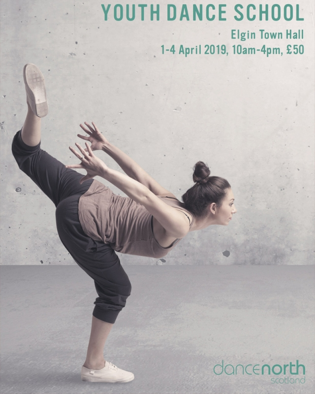 DO: Easter Youth Dance School with Crystal Zillwood